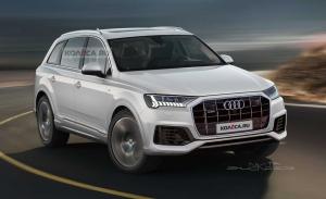 Así lucirá el nuevo Audi Q7 2020 tras su actualización
