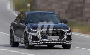 Nuevo prototipo del Audi RS Q8 aparece en escena, continuando sus pruebas