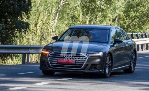 El desarrollo del nuevo Audi S8 sigue adelante y es cazado a plena luz del día