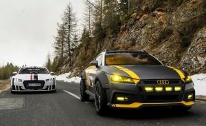 Espectacular Audi TT Safari off-road para el Wörthersee GTI 2019