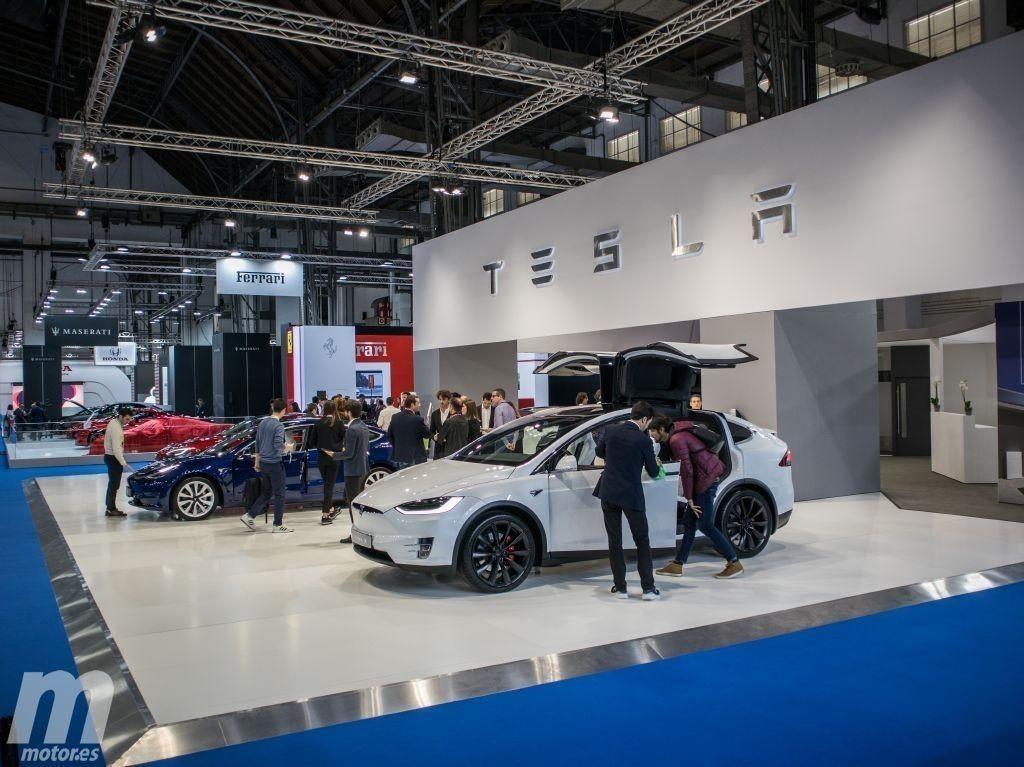 Las novedades de Tesla en el Automobile Barcelona 2019