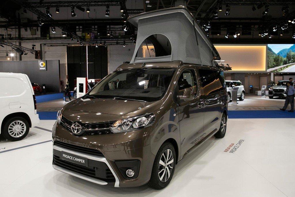 Las novedades de Toyota en el Automobile Barcelona 2019