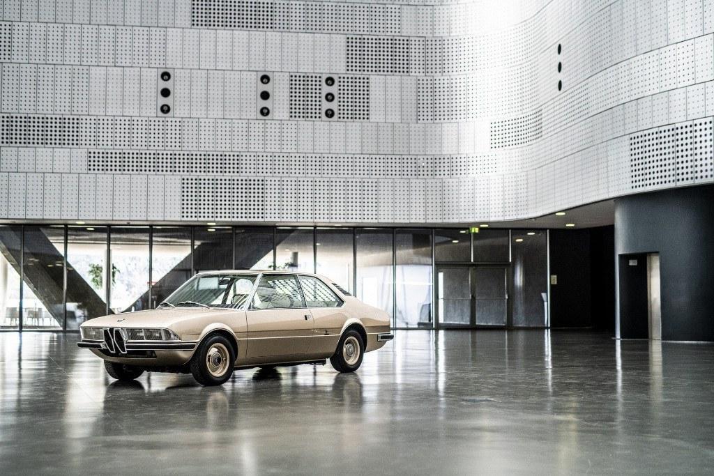BMW crea un nuevo ejemplar del desaparecido Garmisch concept