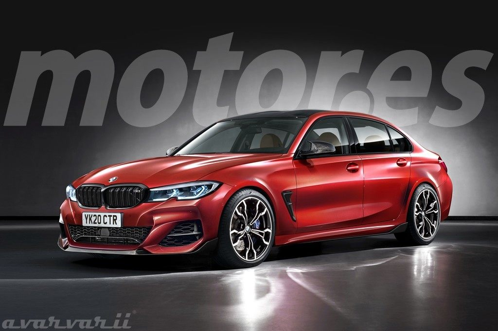 El nuevo BMW M3 G80 debutará en... Juego de Tronos