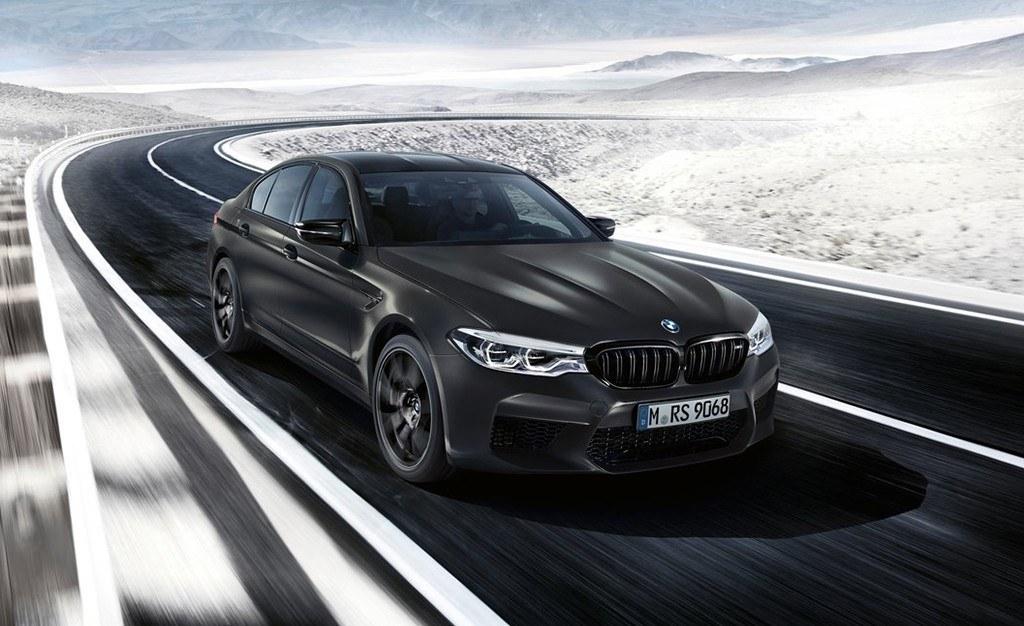 BMW M5 Edición 35 Aniversario, la berlina deportiva cumple años