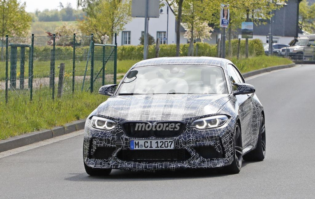 2018 BMW serie 2 coupe/cabrio facelift 81