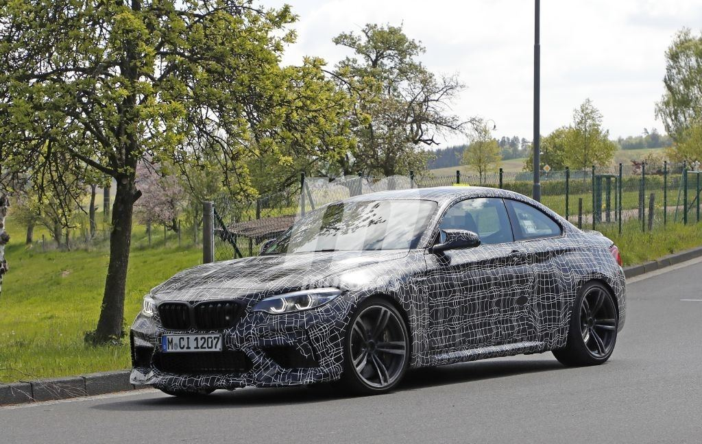 2018 BMW serie 2 coupe/cabrio facelift 82