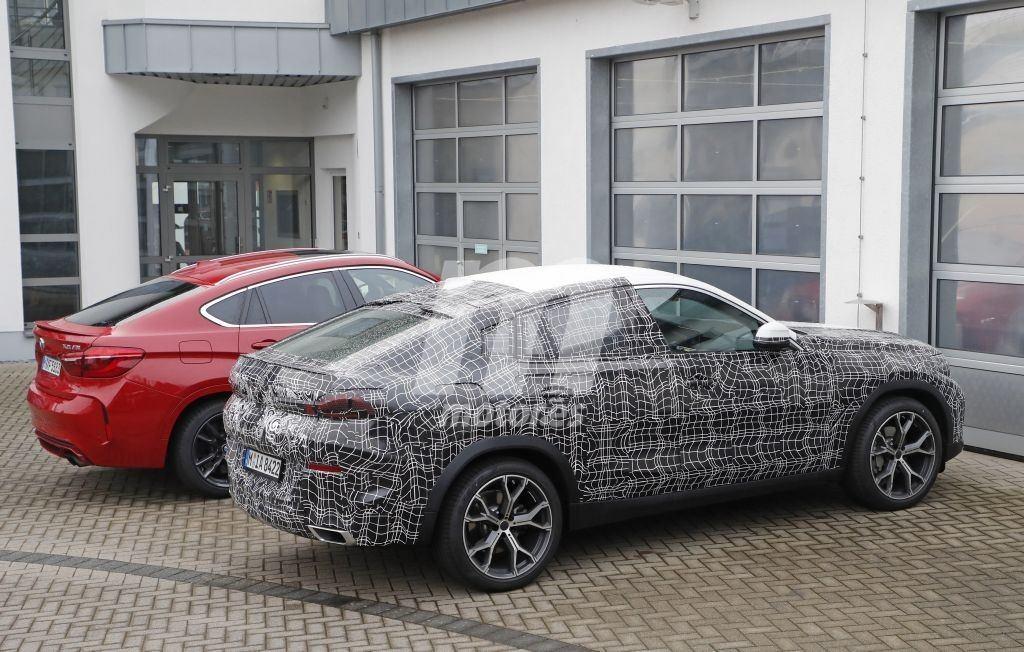 2020 BMW X6 II 8