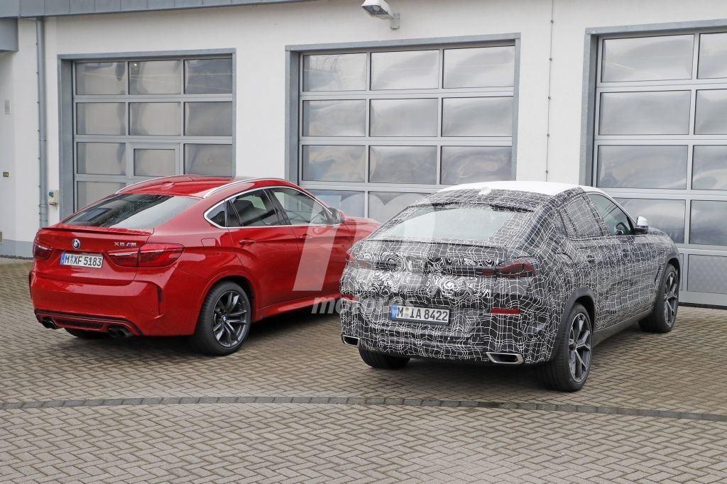 2020 BMW X6 II 9