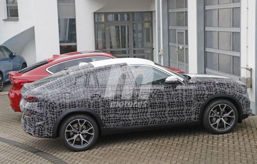 2020 BMW X6 II 10