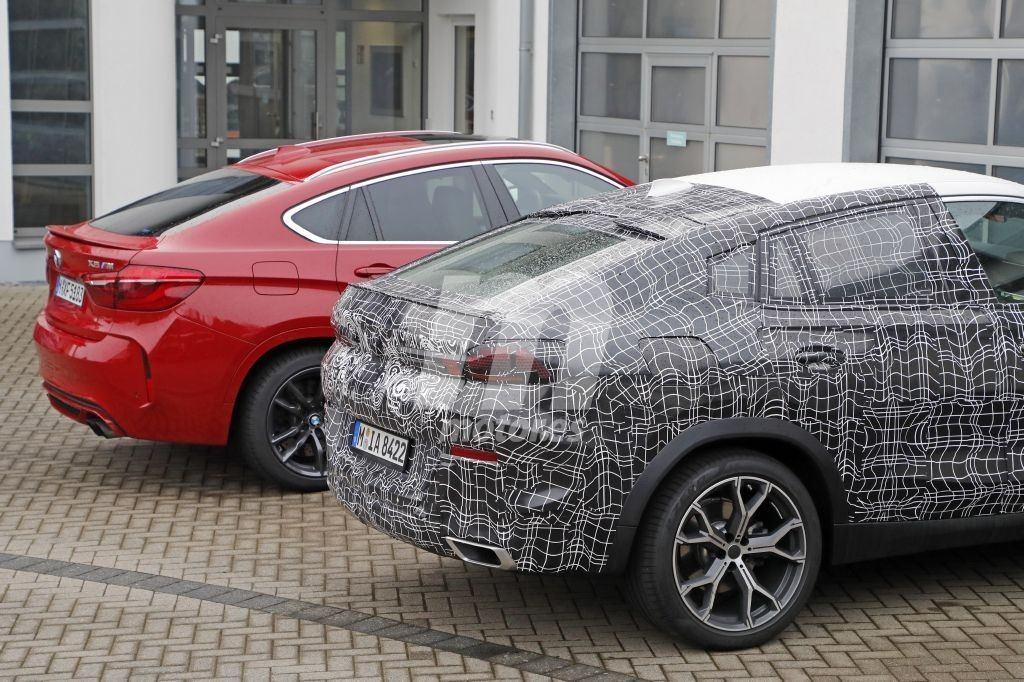 2020 BMW X6 II 11