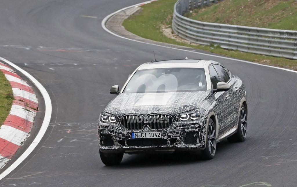 2020 BMW X6 II 14