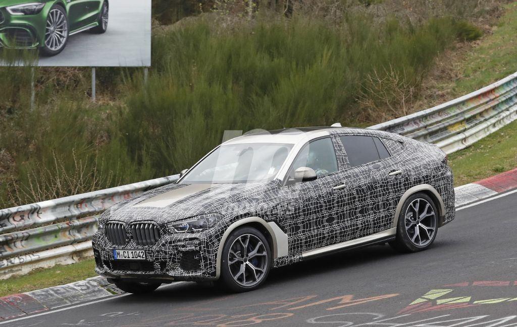 2020 BMW X6 II 16