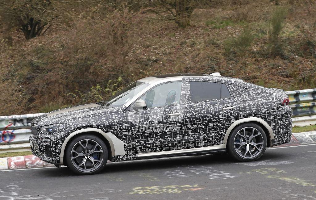 2020 BMW X6 II 17