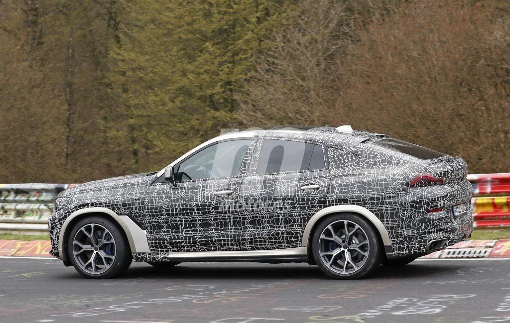 2020 BMW X6 II 19