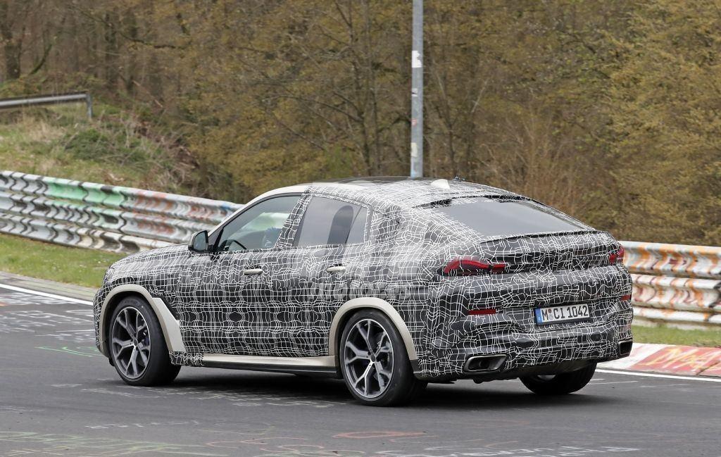 2020 BMW X6 II 20