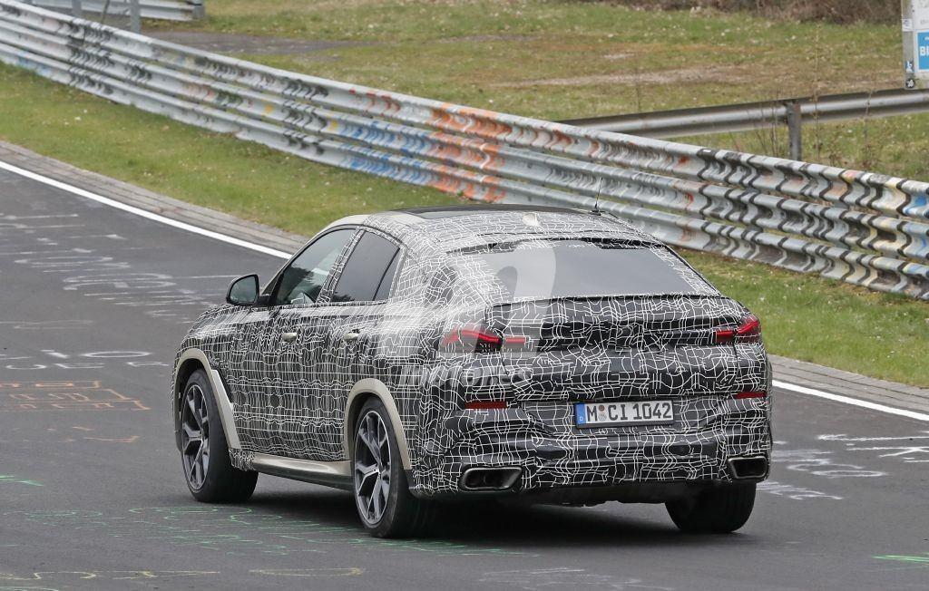 2020 BMW X6 II 21