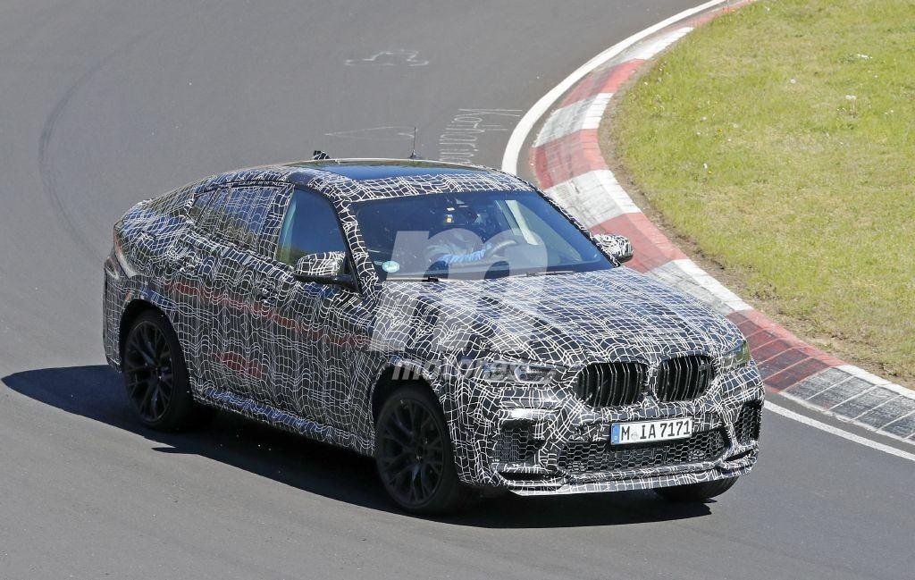 2020 BMW X6 II 32