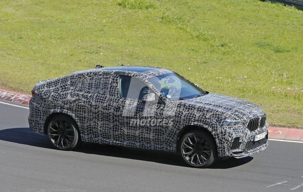 2020 BMW X6 II 33