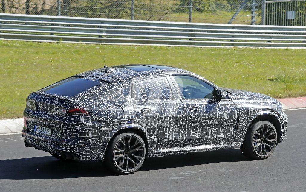 2020 BMW X6 II 34