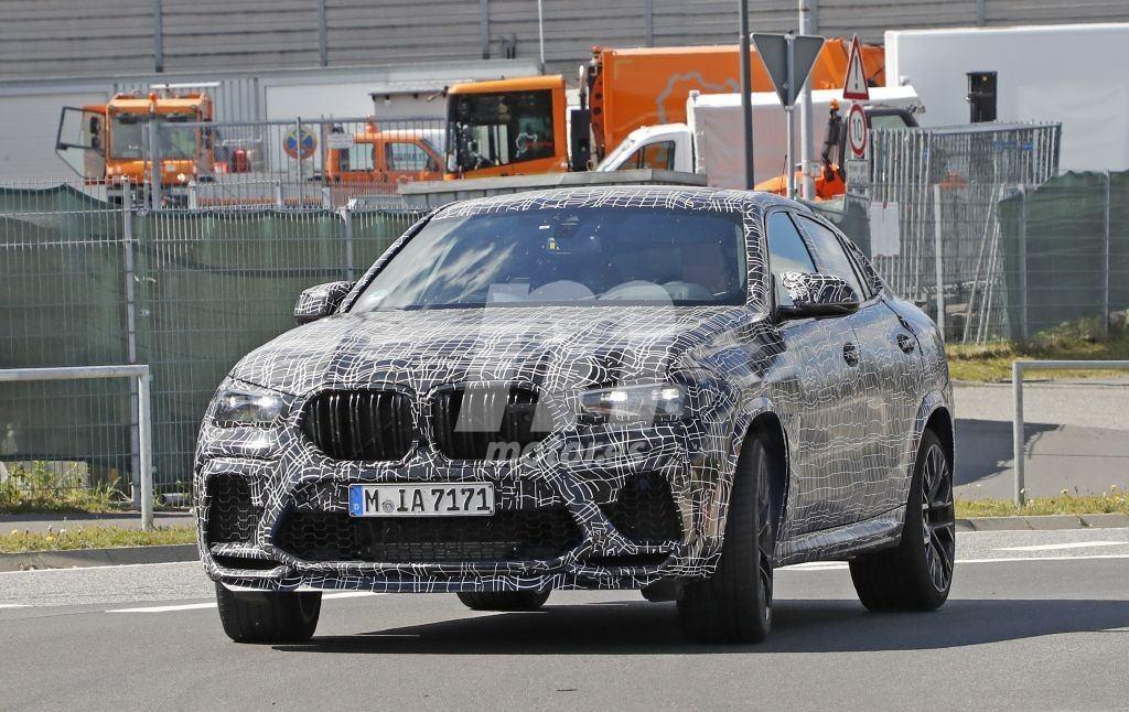 2020 BMW X6 II 36