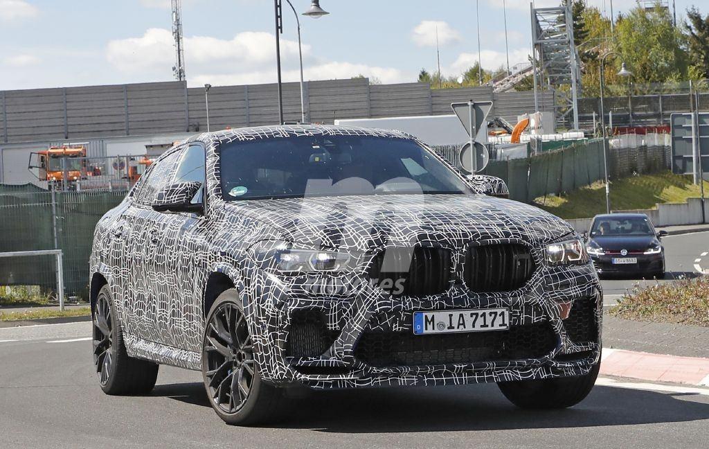 2020 BMW X6 II 37