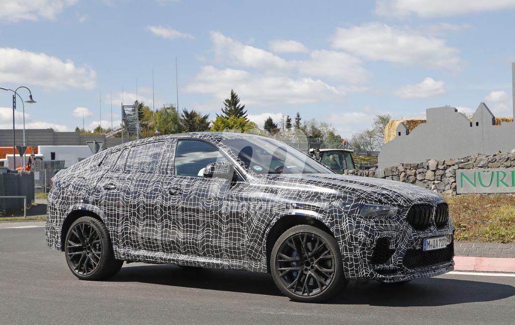 2020 BMW X6 II 38