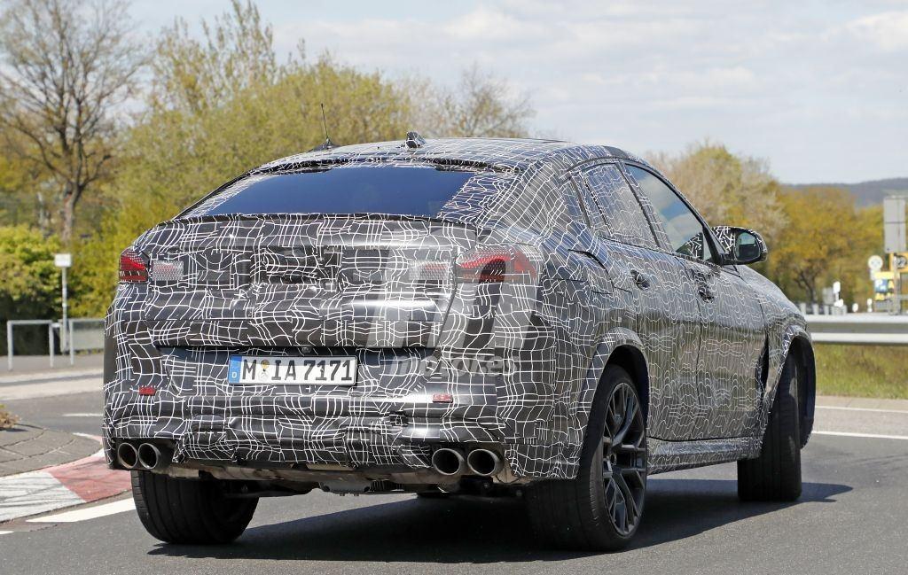 2020 BMW X6 II 40