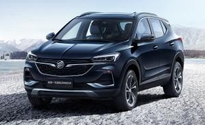 General Motors revela todas las imágenes del nuevo Buick Encore GX