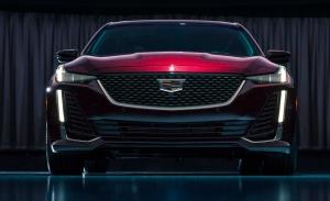 El nuevo Cadillac CT5-V será presentado el 30 de mayo