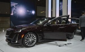 El Cadillac CT5 no contará con variantes coupé o station wagon
