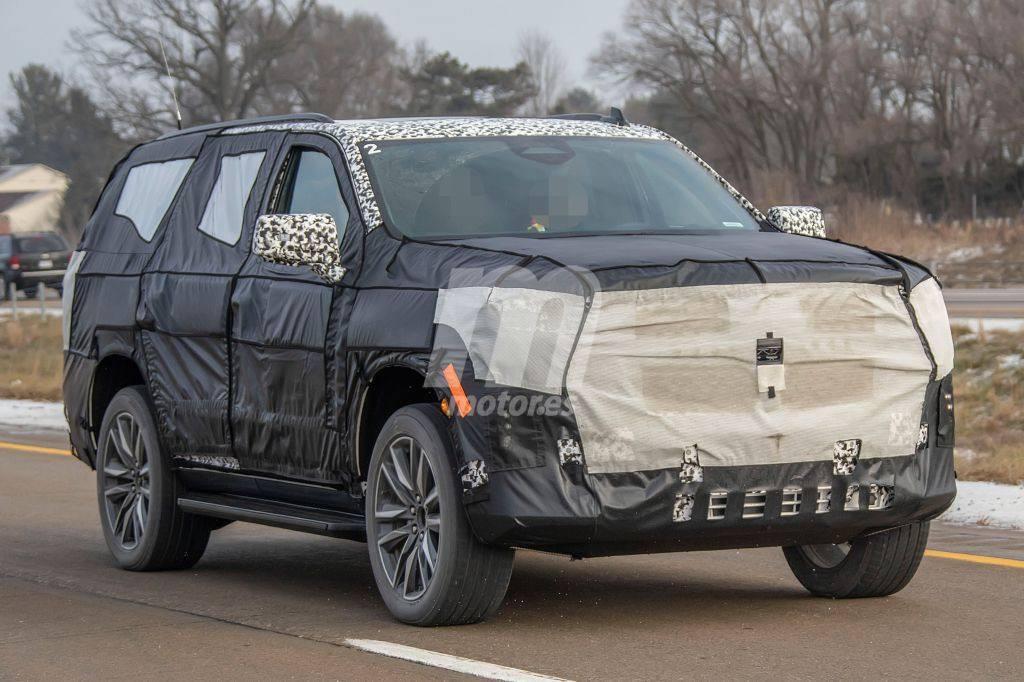 La nueva generación del Cadillac Escalade no llegará hasta 2021