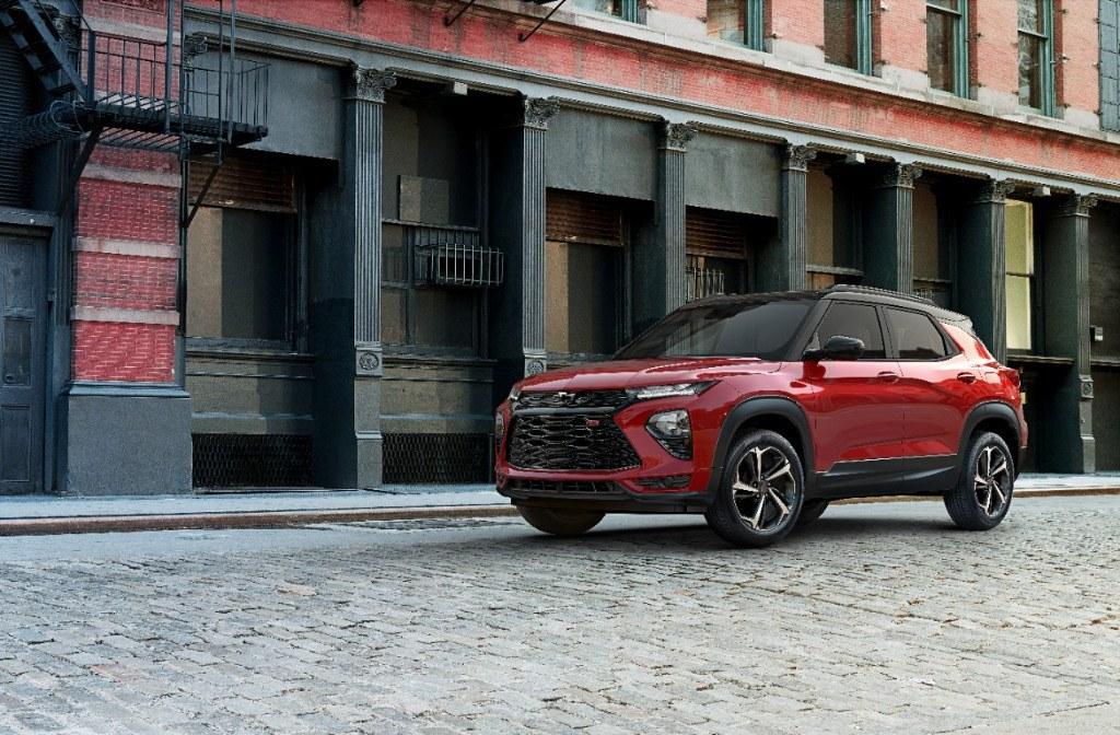 Desvelado el nuevo Chevrolet Trailblazer 2021 US-specs ...