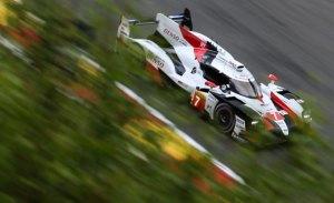 El Toyota #7 logra la pole en Spa, el #8 acaba segundo sin Alonso