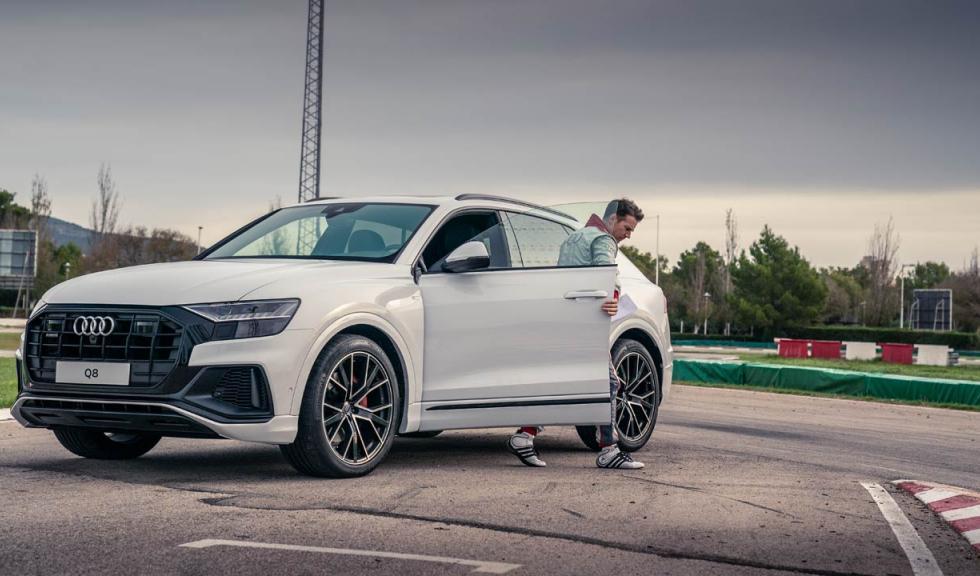 Desafíos Audi Q8: Johnny Mowlem, piloto de los desafíos, nos cuenta la experiencia