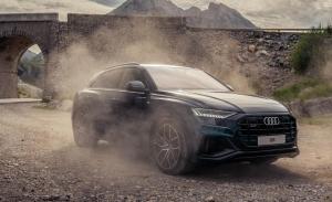 Desafíos Audi Q8: ¡Tenemos las mejores imágenes del rodaje del desafío Audi Q8!
