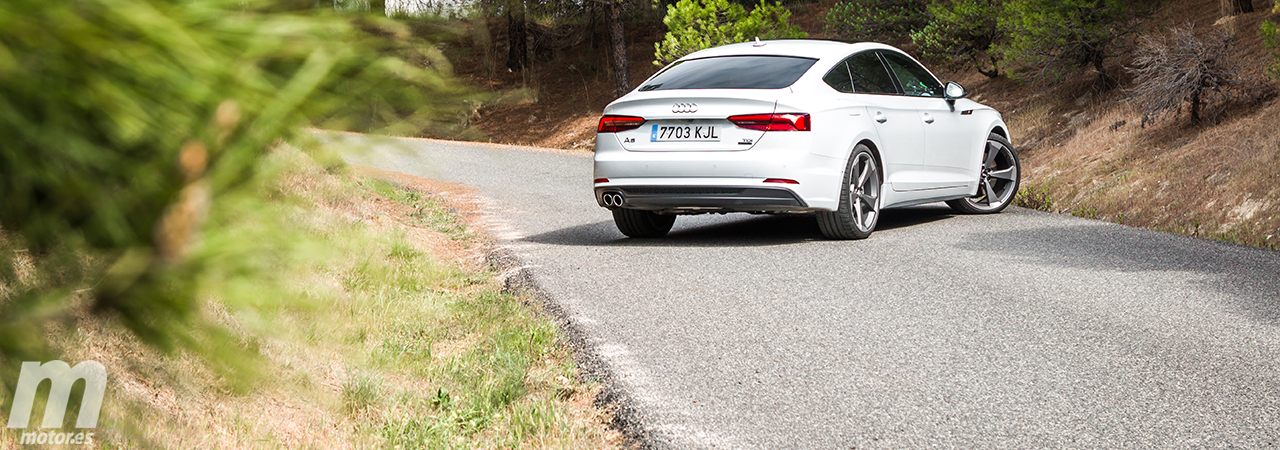 Prueba Audi A5 Sportback, los años ni pasan ni pesan