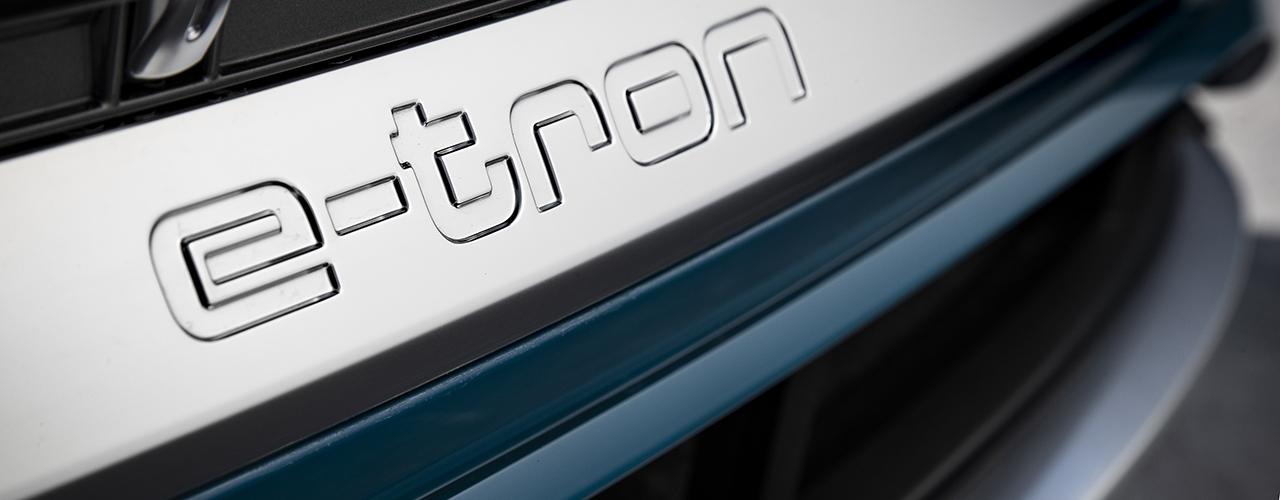 Prueba Audi e-tron, el primero de su nombre