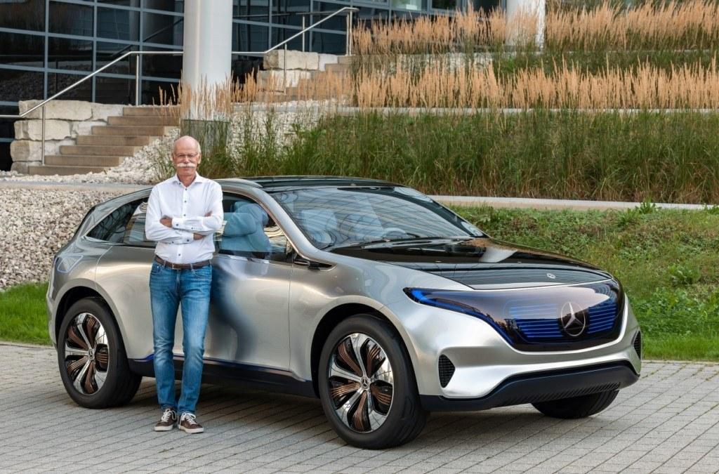 Dieter Zetsche abandona el trono de Mercedes, una nueva era pero no exenta de problemas