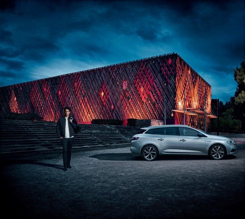 La edición especial Limited se extiende al Renault Mégane Sport Tourer en Francia