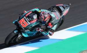 Fabio Quartararo da la sorpresa en Jerez con su pole en MotoGP
