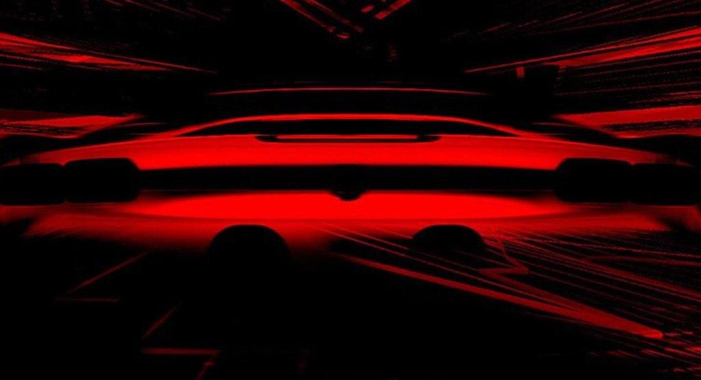 Ferrari nos muestra los primeros rasgos del nuevo deportivo híbrido