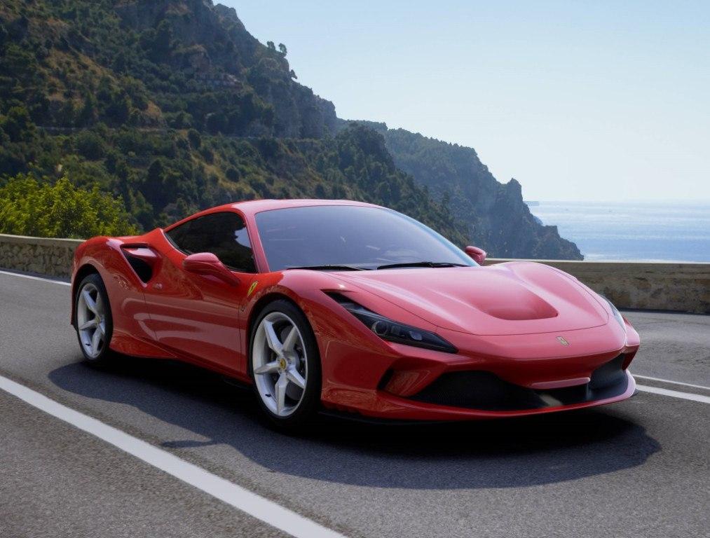 El configurador del espectacular Ferrari F8 Tributo ya está operativo