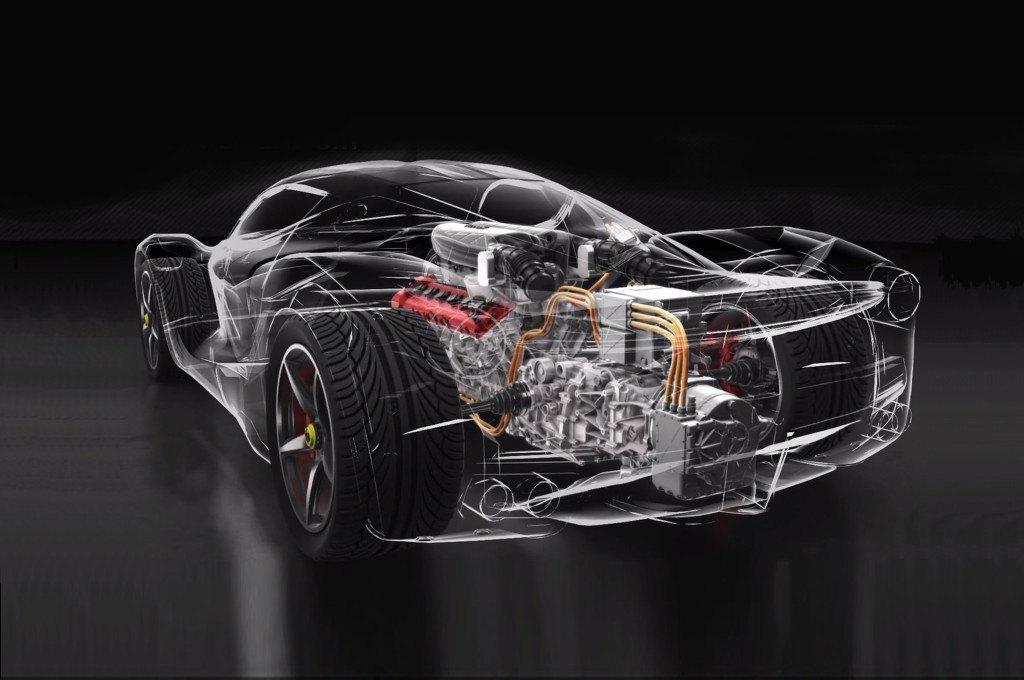 El nuevo Ferrari híbrido será el deportivo más potente de la historia de la marca