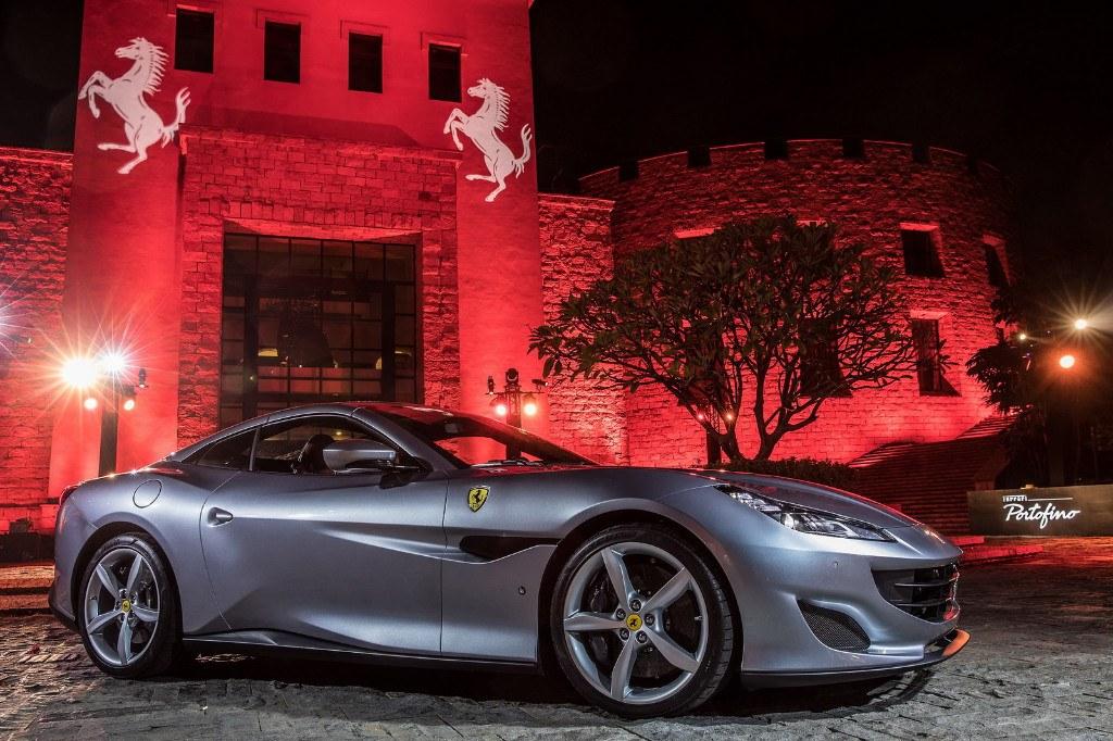 El Ferrari Portofino fue clave en los resultados trimestrales récord de Ferrari