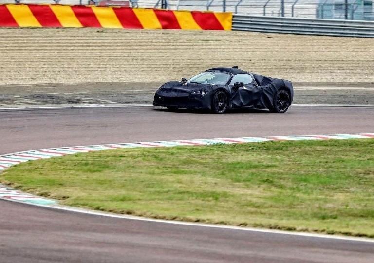 Ferrari lanzará su nuevo superdeportivo híbrido este mes
