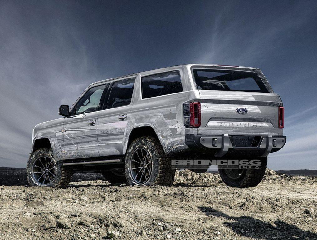 Ford Bronco Hybrid: confirmada la versión híbrida del futuro 4x4