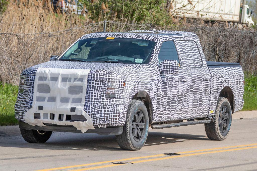 Primeras imágenes de la nueva generación del Ford F-150