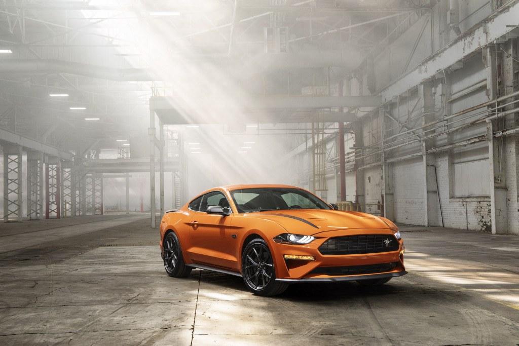 El nuevo Ford Mustang SVO sigue siendo una posibilidad y está en camino