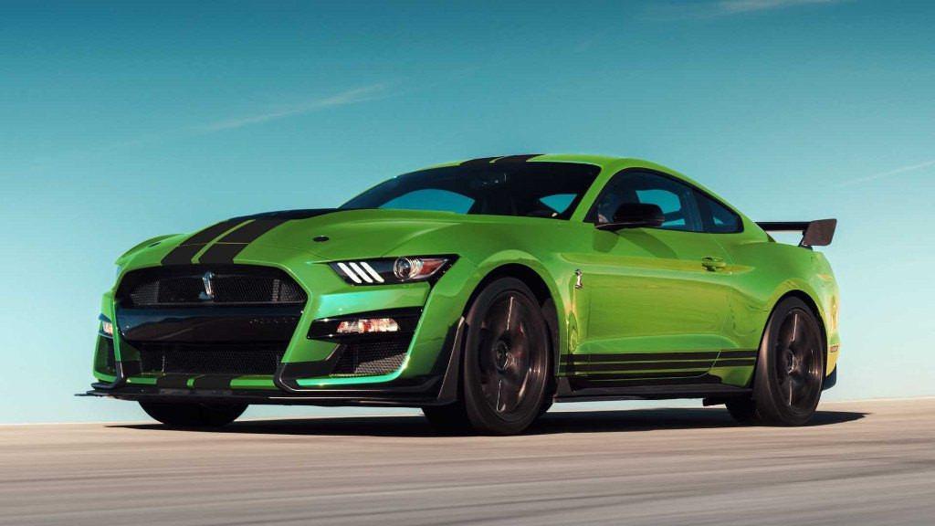 El nuevo Mustang Shelby GT500 2020 con todo detalle en vídeo
